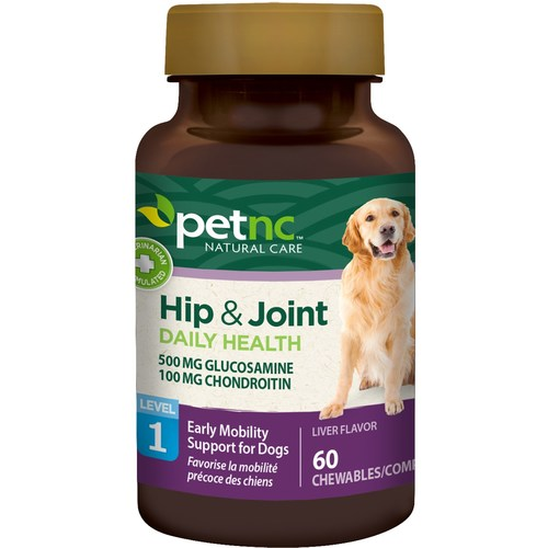 Level 1 Pet Natural Care Hip  Joint Formula