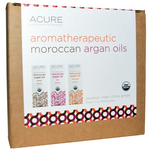Aromatherapeutic Argan Oil Trio