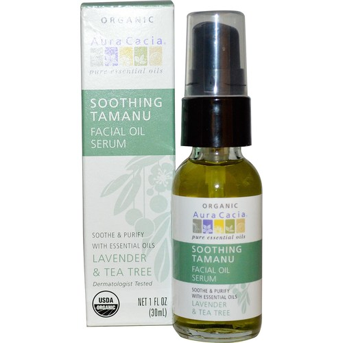 Soothing Tamanu Facial Serum