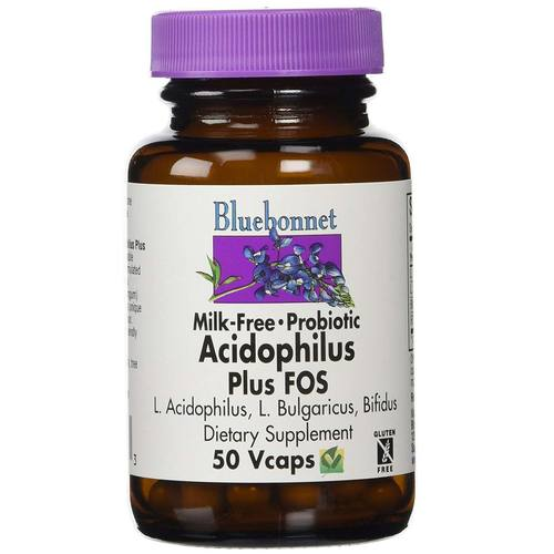 Milk-Free Probiotic Acidophilus Plus FOS