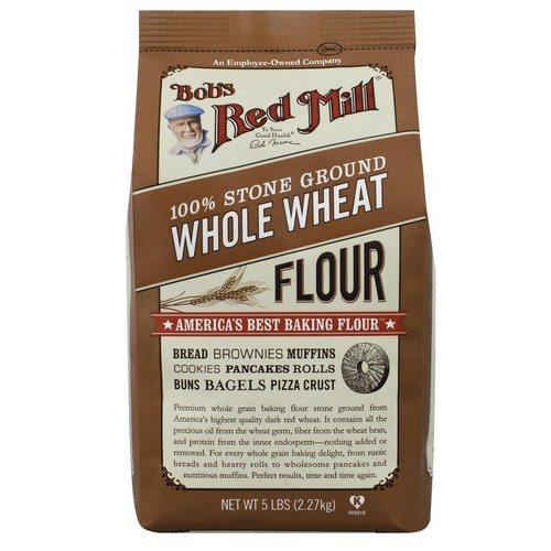 Whole Wheat Flour (4 Pack)