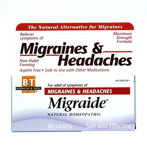 Migraide for Migraines  Headaches