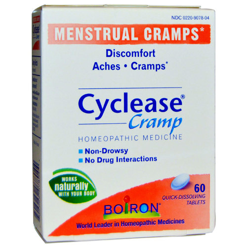 Cyclease Cramp Tablets