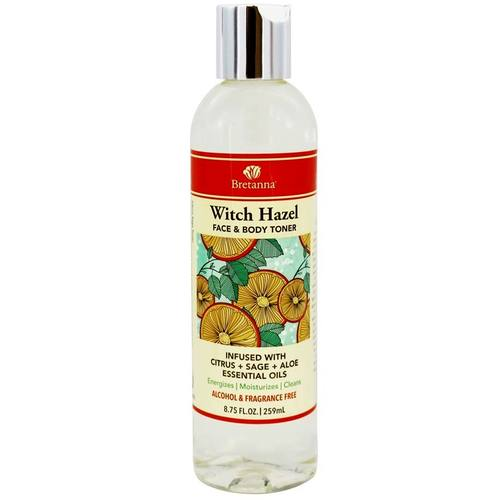 Witch Hazel Face and Body Toner