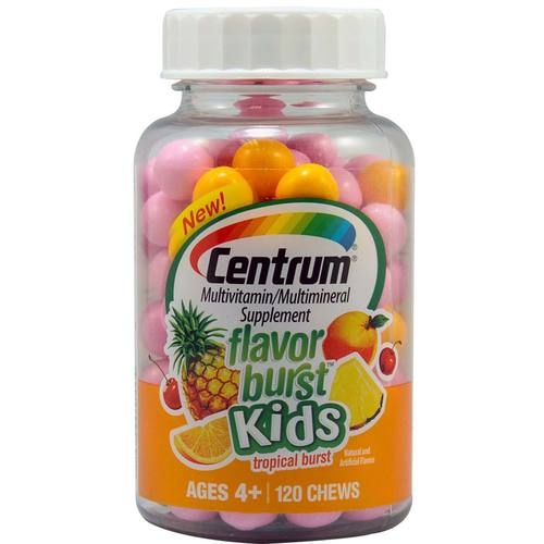 Kid's Flavor Burst Multivitamin Chews