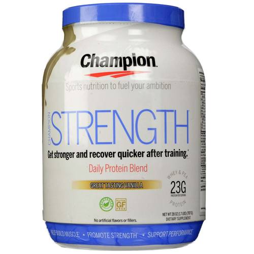 Strength Natural Daily Protein Blend