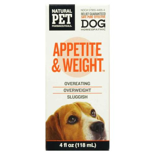 Dog Appetite Weight