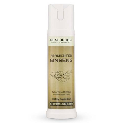 Fermented Ginseng Spray