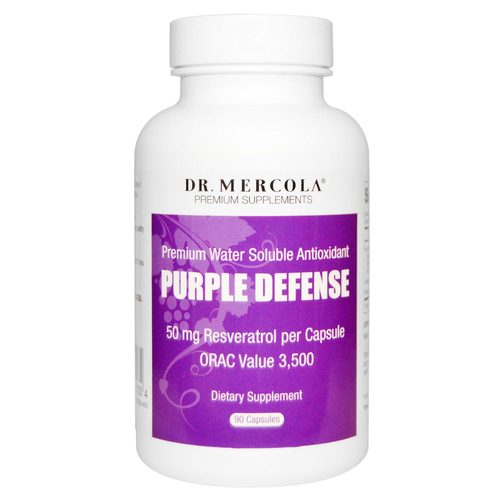 Purple Defense - 3 Month Supply