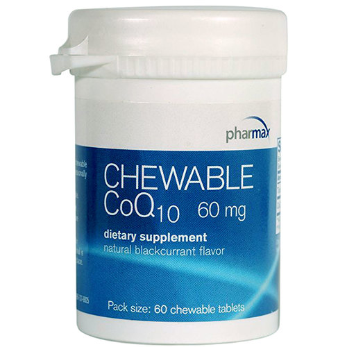 Pharmax Chewable CoQ10