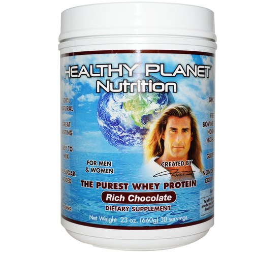 The Purest Whey Protein