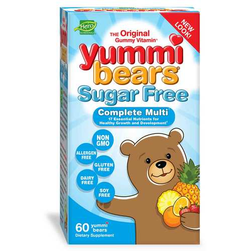 Yummi Bears Children's Complete Multi-Vitamin