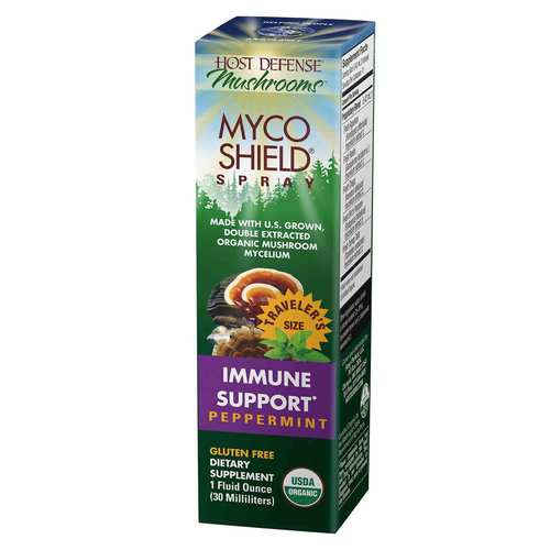 Myco Shield Spray - Immune Support - Peppermint