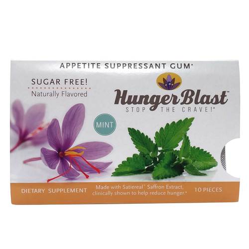 Appetite Suppressant Gum