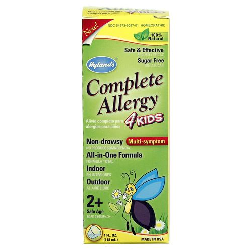 Complete Allergy 4 Kids