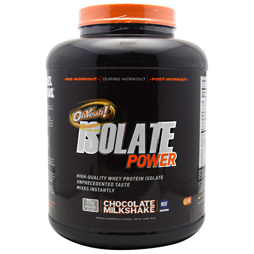 Oh Yeah! Isolate Power