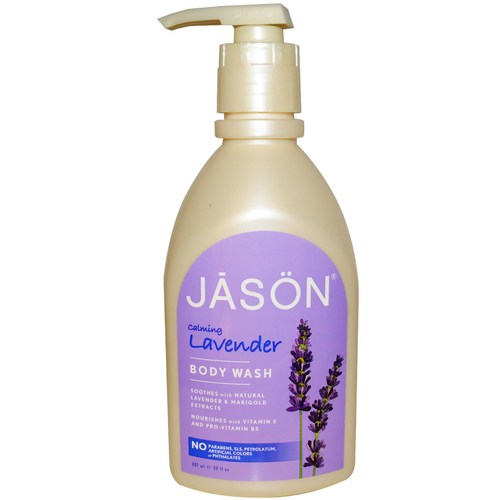 Calming Lavender Pure Natural Body Wash