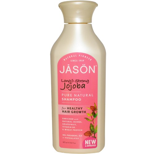 Long  Strong Jojoba Shampoo