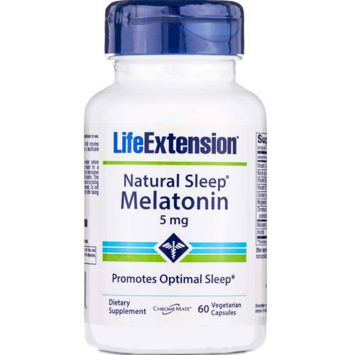 Natural Sleep Melatonin