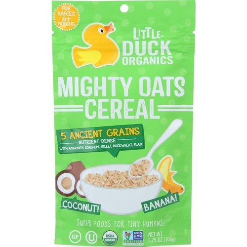 Mighty Oats Cereal