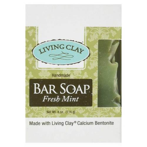 Bar Soap Fresh Mint (12 Cartons) 4oz