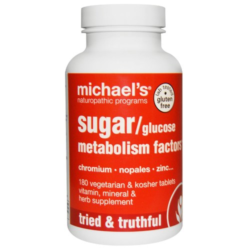 GlucoseSugar Metabolism Factors (Original)