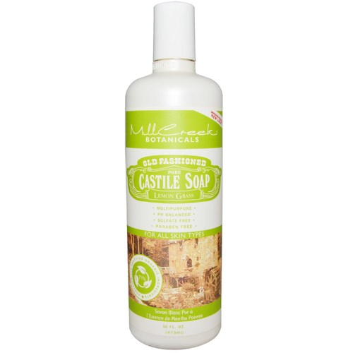 Old Fashioned Pure Castile Soap