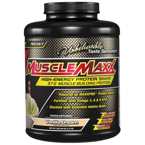 High Energy + Muscle Building Protein