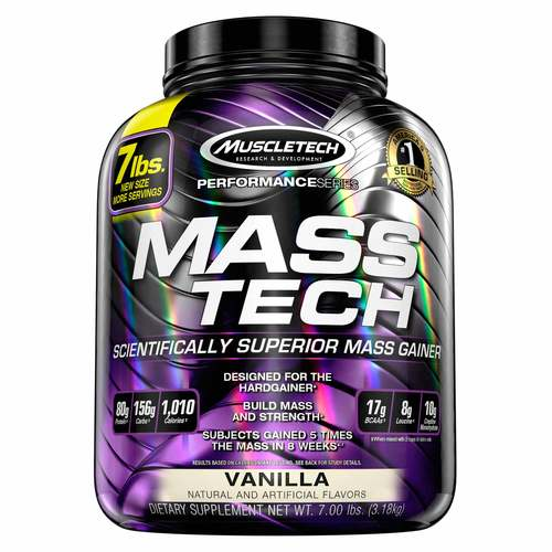 Mass-Tech Advanced Muscle Mass Gainer