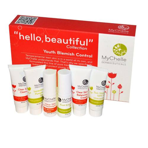 Hello Beautiful Collection Youth Blemish Control