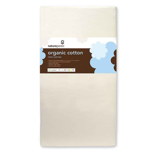 Organic Cotton Classic 150 Seamless 2-Stage