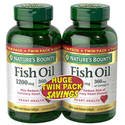 Fish Oil Twin Pack