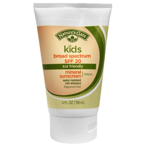 Kids Mineral Sunscreen Lotion