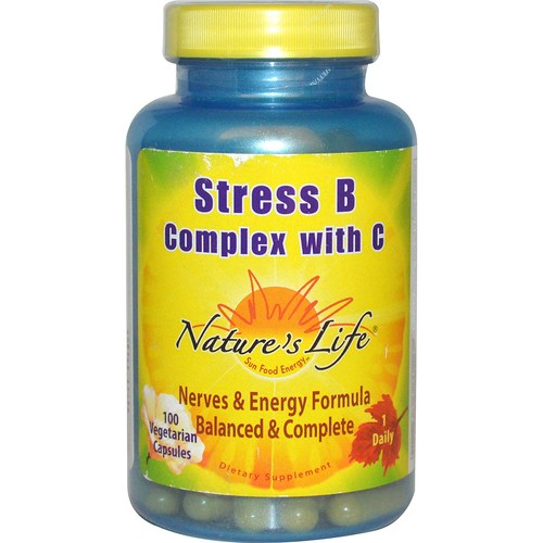 Stress B Complex with C