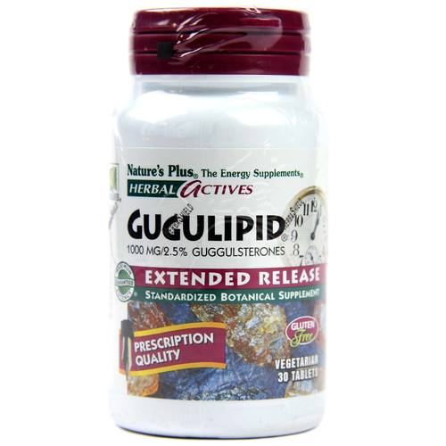Gugulipid Extended Release