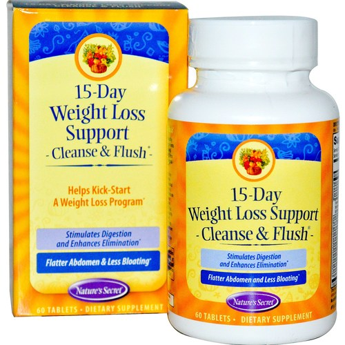 15 Day Weight Loss Cleanse and Flush