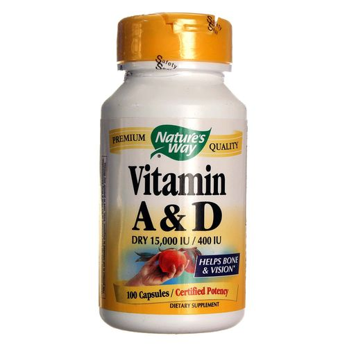 Vitamin A and D