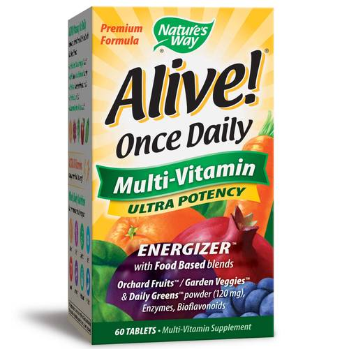 Alive! Once Daily Ultra Potency