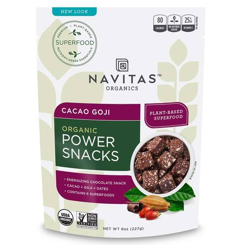 Goji Cacao Power Snacks