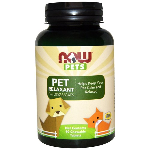 Pet Relaxant for Dogs and Cats