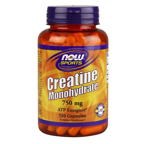 Creatine Monohydrate 750 mg