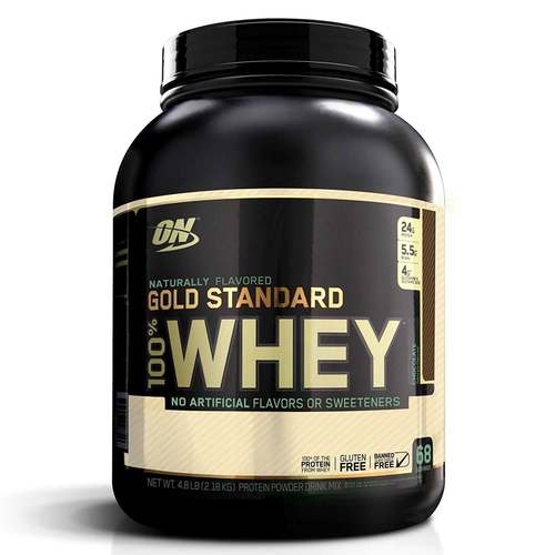 100- Whey Gold Standard Natural Protein