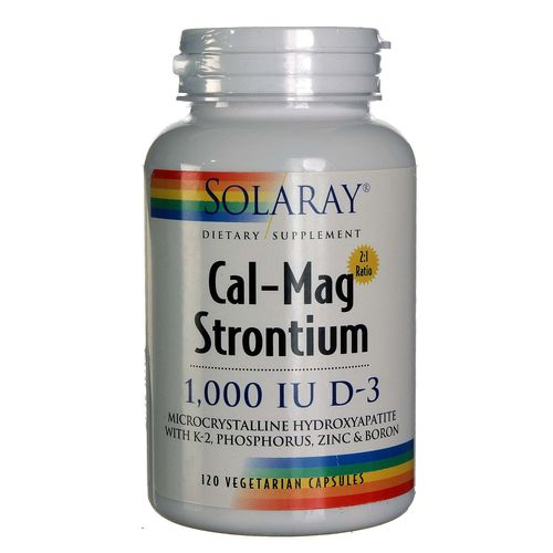 Cal-Mag Strontium with D3