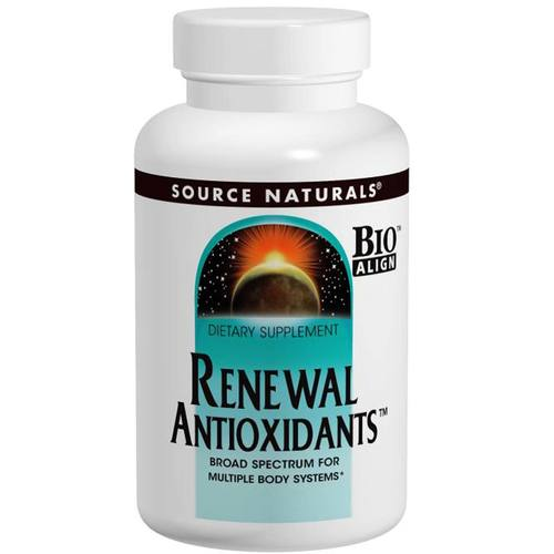 Renewal Antioxidants