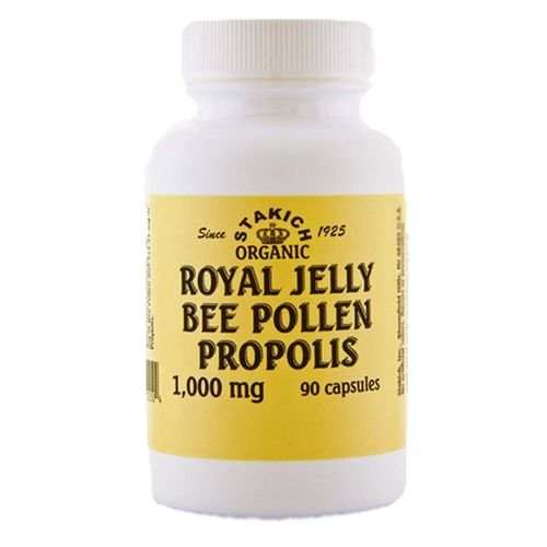 Royal Jelly Bee Pollen and Propolis