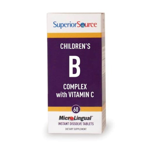 Children's B Complex with Vitamin C