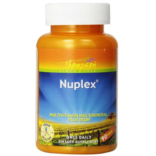 Nuplex with Iron