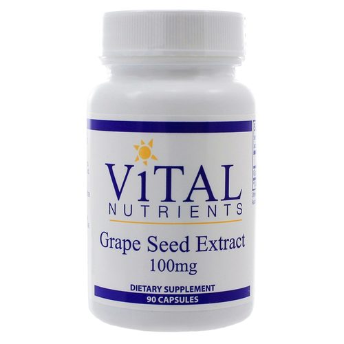 Grape Seed Extract 100 mg