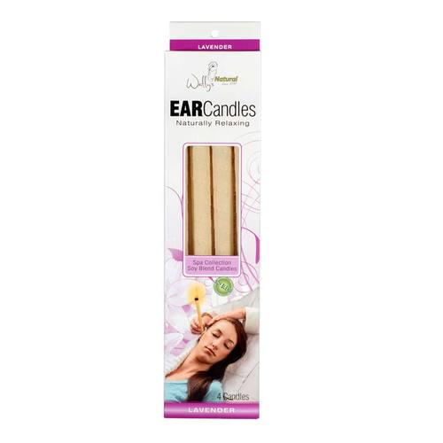 Spa Collection Soy Blend Ear Candle