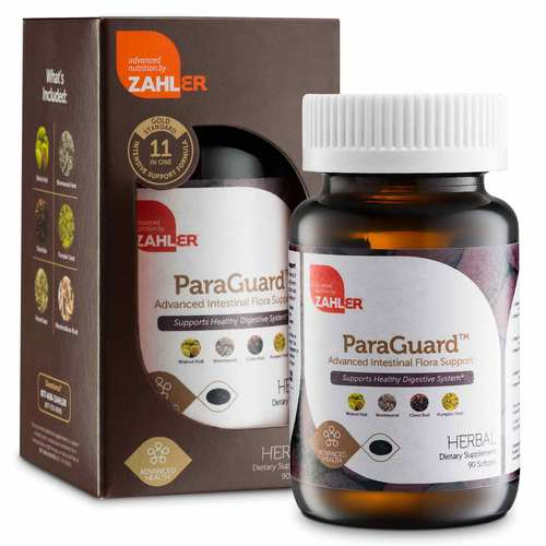 ParaGuard - Advanced Intestinal Flora Support